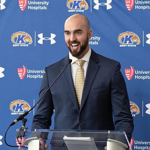 New Football Head Coach Sean Lewis