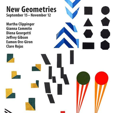 New Geometries - Fleisher/Ollman Gallery
