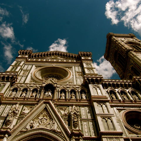 Students in the College of Communication and Information's new Photography in Florence program will learn how to capture the three-dimensional nature of Florentine architecture in a two-dimensional medium.
