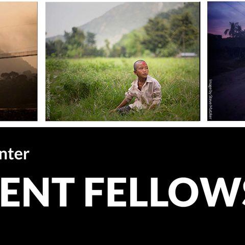 pulitzer center fellowship logo