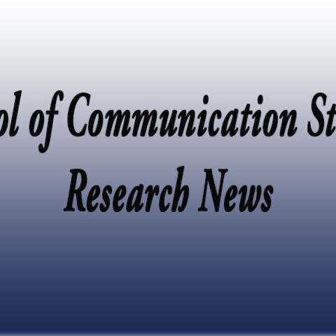 image that says research news
