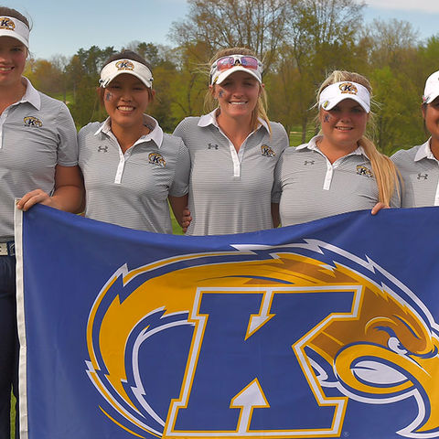 Kent State University women's golf team won its 19th straight Mid-American Conference (MAC) Women's Golf Championship on April 23.