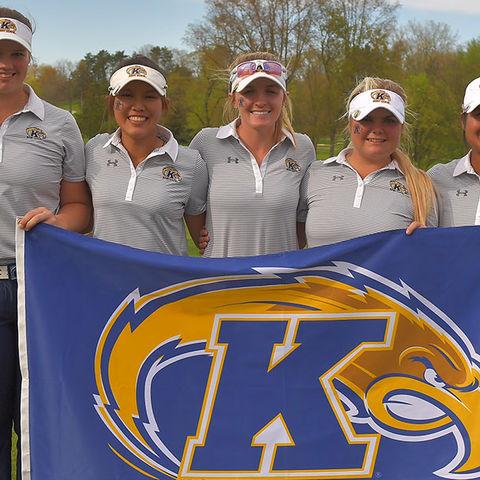 Kent State University women's golf team won its 19th straight Mid-American Conference (MAC) Women's Golf Championship on April 23.