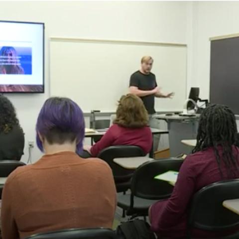 Kent State's Vera Camden Offers Class on #MeToo Movement