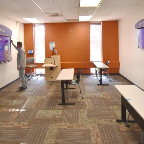 Geauga Campus room 146 zoom room