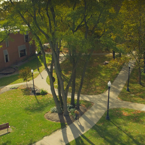 Kent State Stark earns 2016 Tree Campus USA designation.