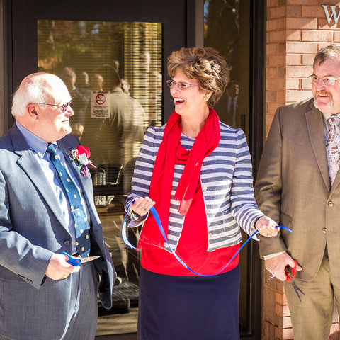 William G. Bittle Veterans Commons Dedication