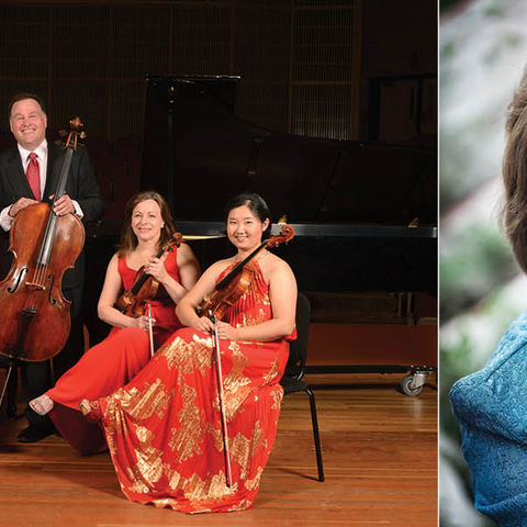 Verve Chamber Players and Danna Sundet