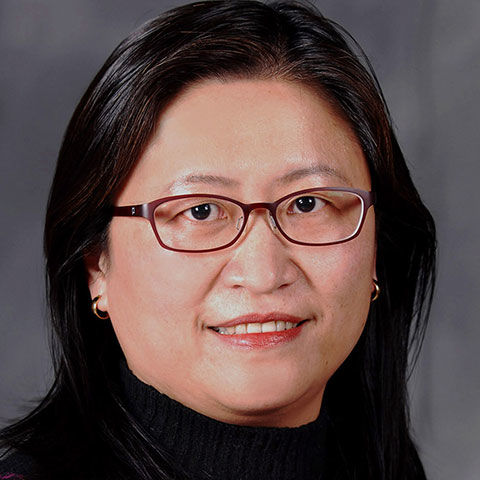 Ya-Fen Wang, Ph.D., RN, MSN, assistant professor in Kent State University's College of Nursing, has received a grant to research stress and obesity in children.