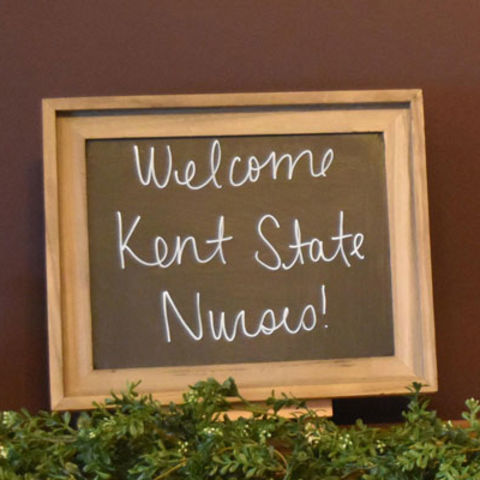 Kent State University at Salem 2019 BSN Pinning