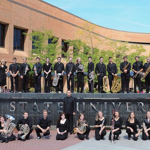 Kent State's Wind Ensemble