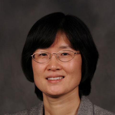 Yin Zhang's headshot