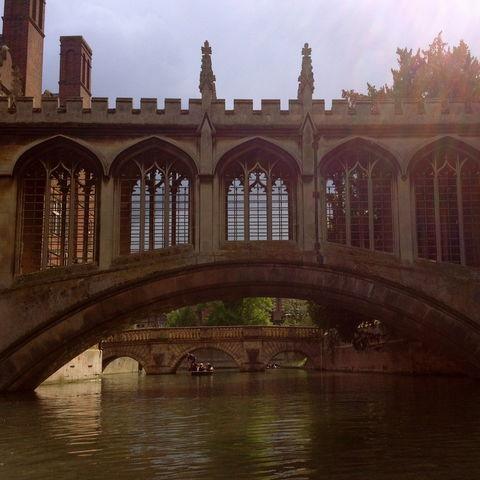 Cambridge. Photo by Marissa Decker.