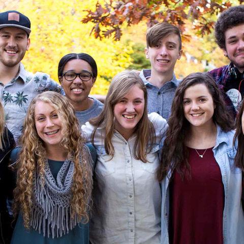 Burr Fall 2016 Staff
