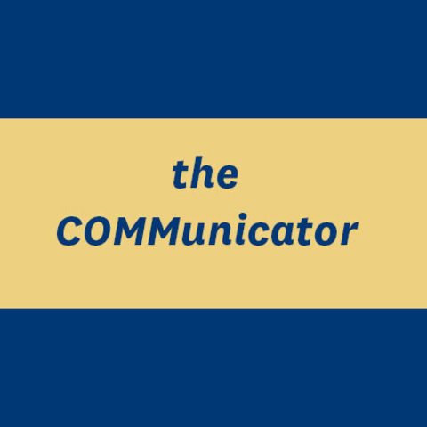 image of the communicator logo