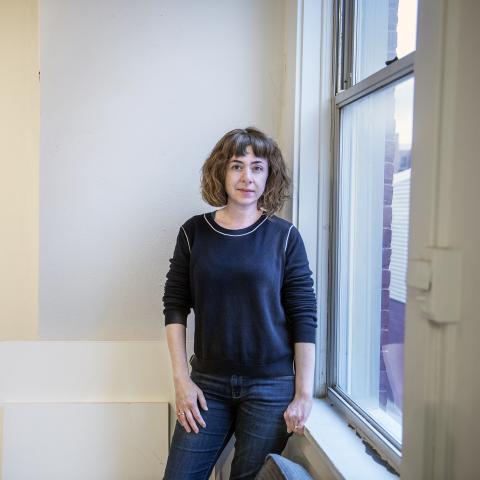 Associate Professor Gianna Commito - photo credit Robert Muller