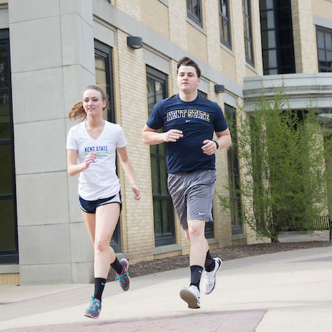 Active Minds honors Kent State University with a 2018 Healthy Campus Award for fostering a culture of health and wellness for students and the entire Kent State community.