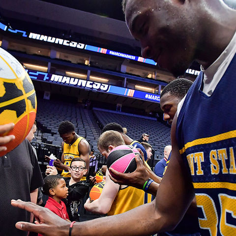 Kent State Preps for NCAA Tournament