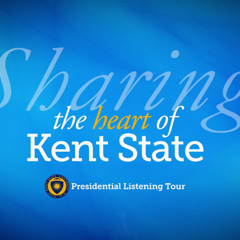 Sharing the Heart of Kent State
