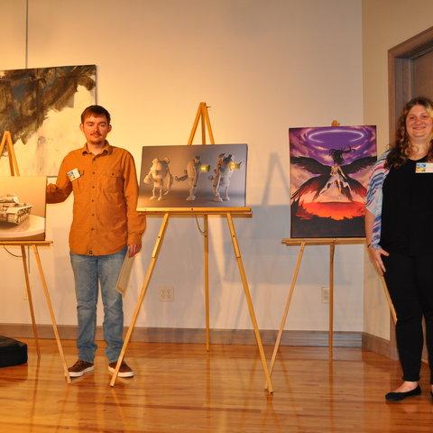 2017 art show winners