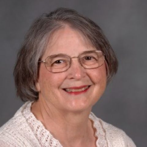 Jean Druesedow, 2014 Distinguished Honors Faculty Award Recipient