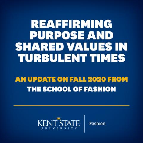 Reaffirming purpose and shared values in turbulent times
