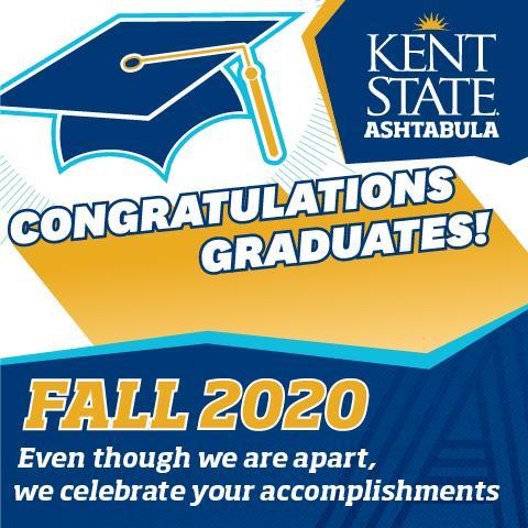 Congratulations Fall 2020 Graduates