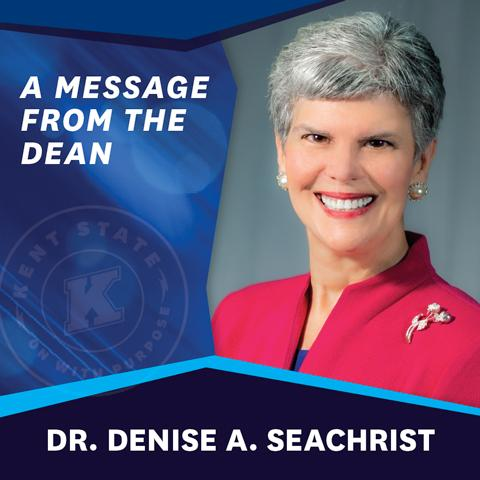 A message from the Dean