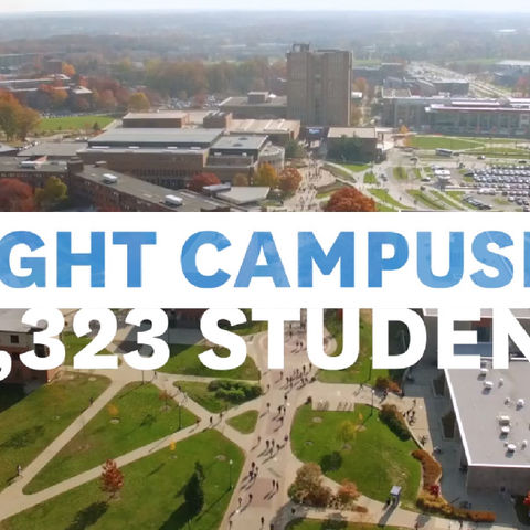 Highlights from the past year at Kent State University