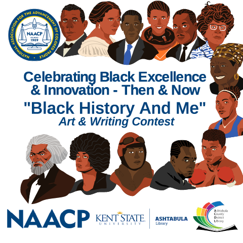 Black History and Me Contest - Prominent Black Historical Figures