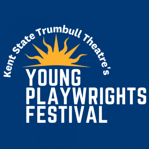 Young Playwright's logo