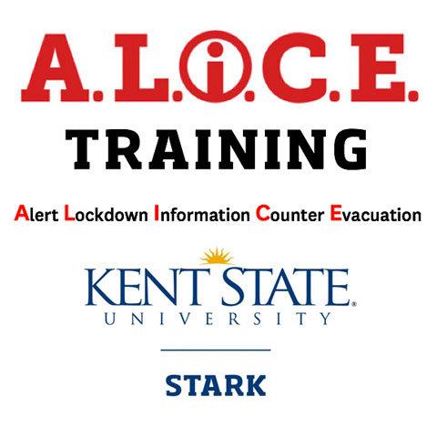 Alice Training at Kent State Stark