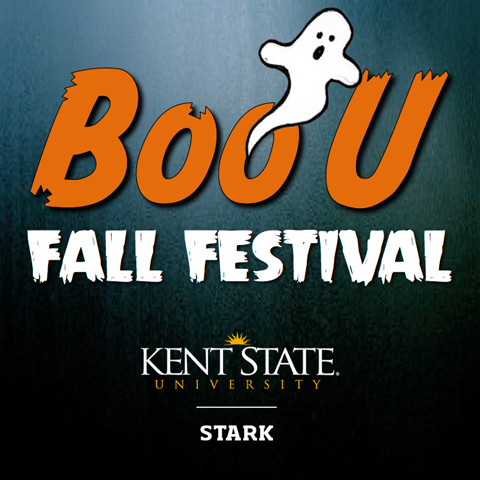 Kent State fall festival sign