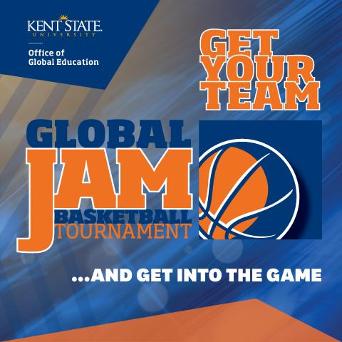 Global Jam Basketball Tournament, March 11, 1:00 pm