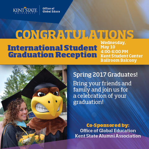 Spring 2017 International Graduation