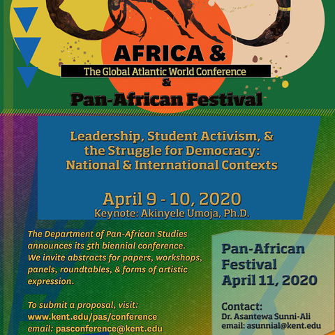 Africa and the Global Atlantic World Conference
