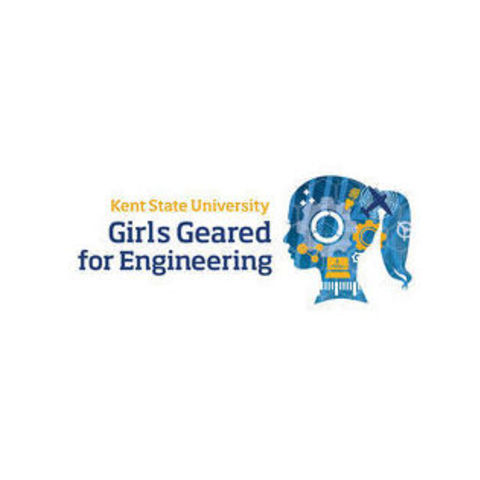 Girls geared for Engineering camp Logo