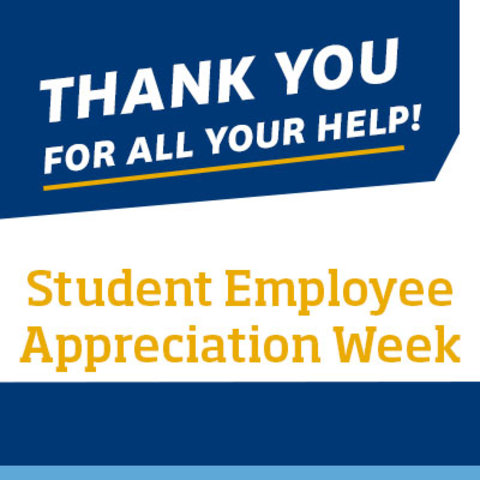 Student Employee Appreciation Week | Kent State University