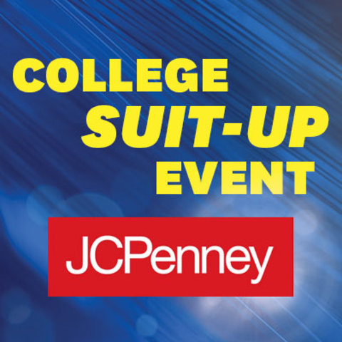 College Suit-Up Event by JCPenny