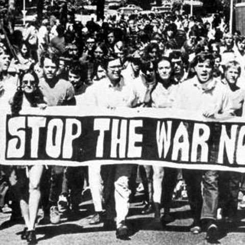 A variety to student activist groups including SDS and BUS focused their efforts to turn public opinion against the war and raise support to encourage Congress and the Nixon administration to end the war.