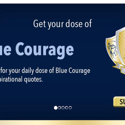 kent state blue courage