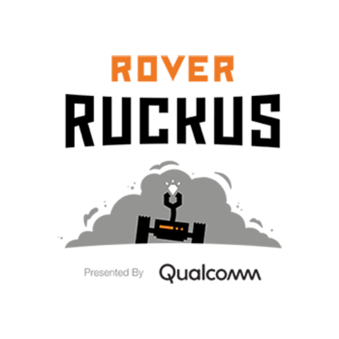 logo 2019 FIRST Tech Challenge Rover Ruckus, presented by Qualcomm