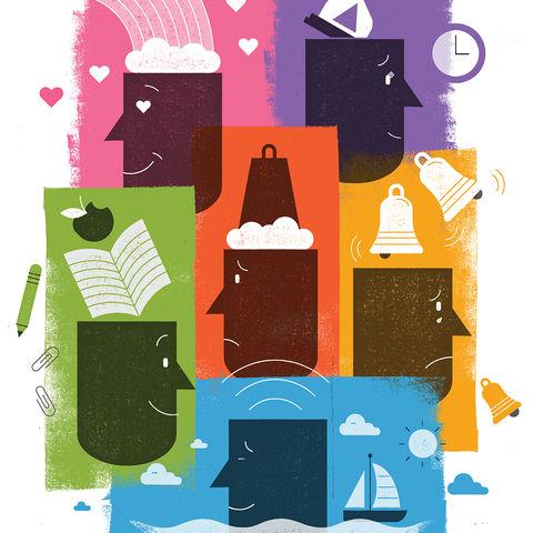 illustration by Mikey Burton '08