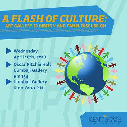 A Flash of Culture, April 18