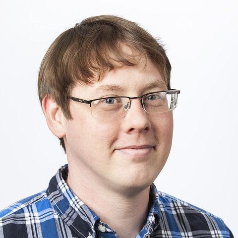 Photo of Andrew Garrett, Ph.D.