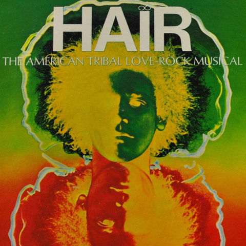 HAIR the Musical Poster