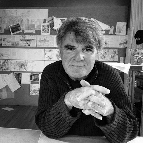 David Macaulay, 2015 Virginia Hamilton Literary Award Winner