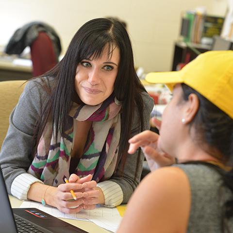 ISSS Advisor Counseling International Student