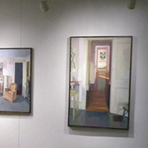 The Link Art Gallery at Kent State Trumbull