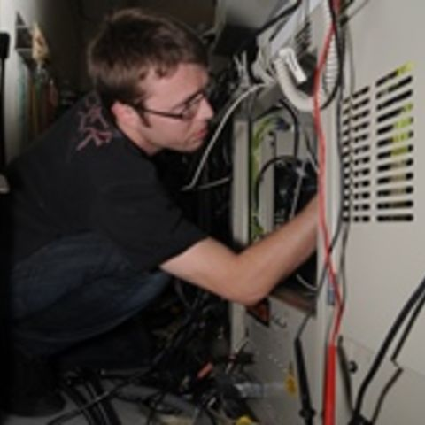 Computer Engineering Technology student